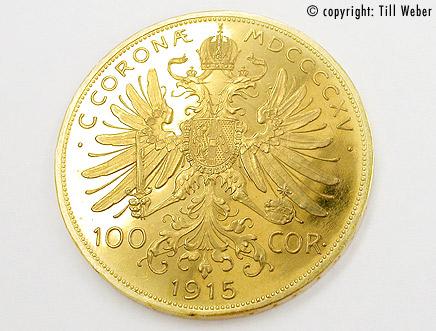 Goldmünzen Österreich Ungarn - 100_kronen_goldmuenze_1