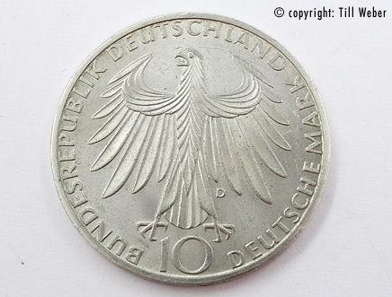 DM Münzen - 10DM_2