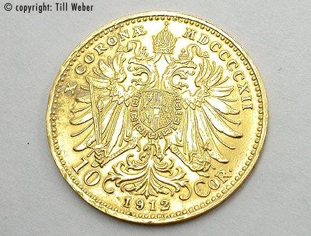 Goldmünzen Österreich Ungarn - 10_Kronen