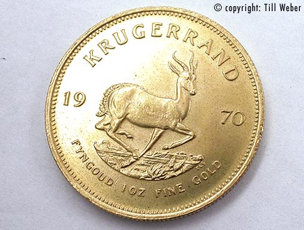 Purchase prices for gold silver, and platinum - 436x331-kruegerrand_2