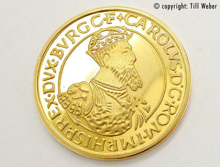 Goldmünzen Varia 1 - 50_ecu-Belgien