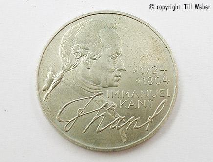 DM Münzen - 5DM_5