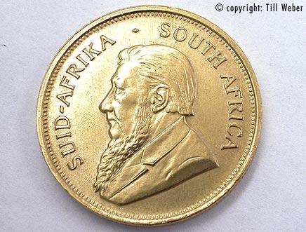 Goldmünzen Südafrika - Kruegerrand_12