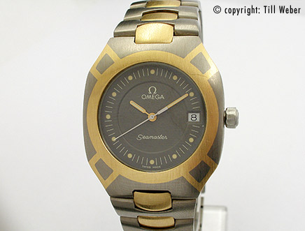 Omega Titan Gold