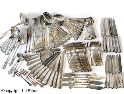 Wilkens Silberbesteck