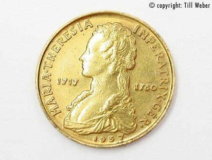 Goldmünzen Varia 1 - dukat_maria_theriesia
