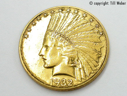Goldmünzen Amerika - goldmuenze_dollar_indianer_1
