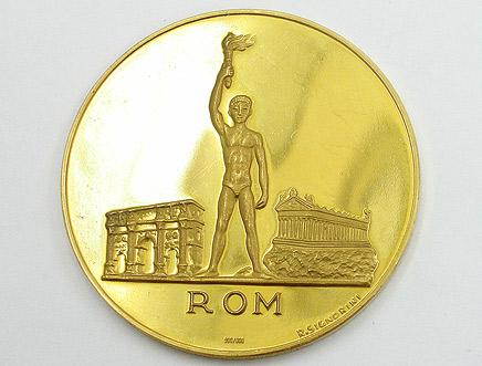 Goldmünzen Varia 1 - goldmuenze_rom