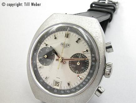Heuer - heuer-chronograph