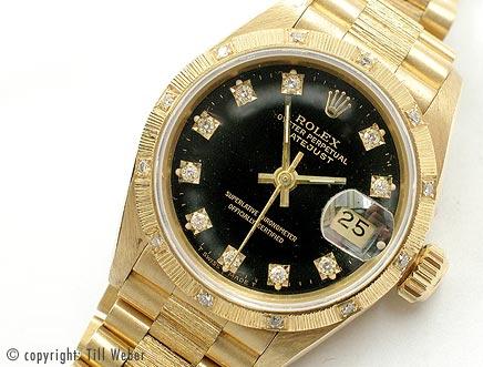 Rolex Damenuhr