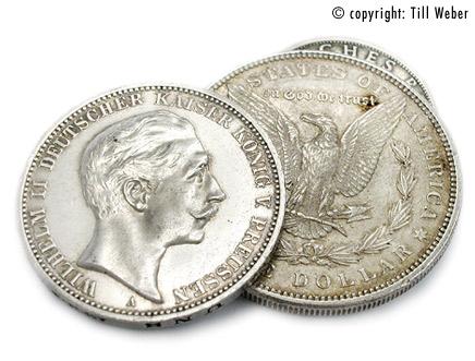Silbermünzen - silber_muenzen