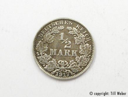 Silbermünzen - silbermuenze_12mark