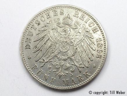 5 Reichsmark