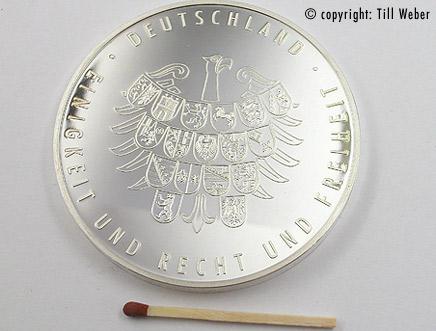 Silbermünzen - silbermuenze_fifa