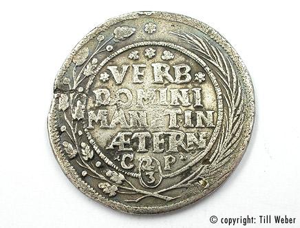 Silbermünzen - silbermuenze_magdeburg_1