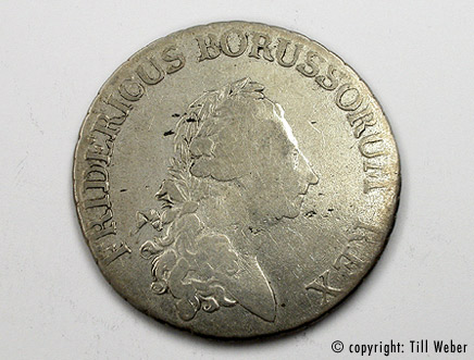 Silbermünzen - silbermuenze_reichsthaler_1
