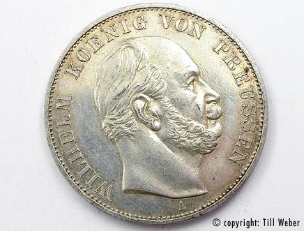 Silbermünzen - silbermuenze_siegesthaler_1