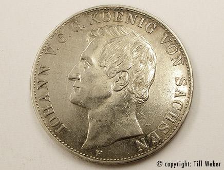 Silbermünzen - silbermuenze_vereinsthaler_1-01