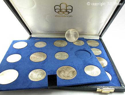 Silbermünzen - silbermuenzen_montreal