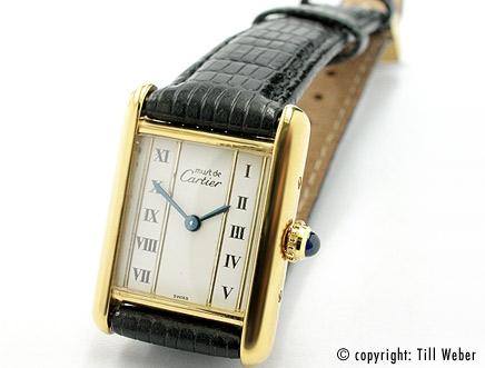 Cartier - uhr-cartier-a