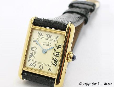 Cartier - uhr-cartier-b