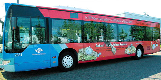 Purchase of Gold in Münster - BUS-GANZ