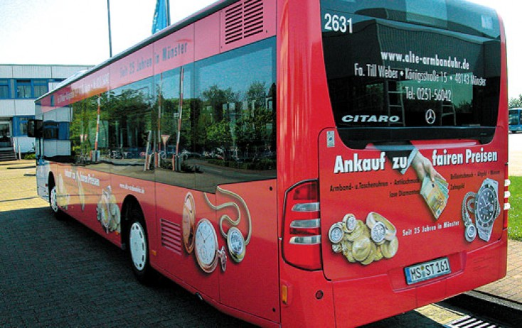 Goldankauf in Münster - bus-ruecks